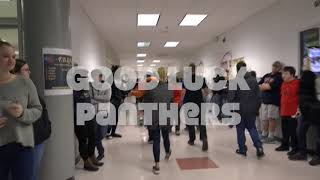 Special Olympics Winter Games Panther Walk