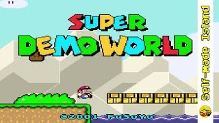 Demo World • Super Mario World ROM Hack (SNES/Super Nintendo)