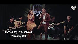 VHOPE | Thánh Ca: Thầm Tạ Ơn Chúa - Thiên Bảo & Kim Nguyên | CHẠM - Live Acoustic