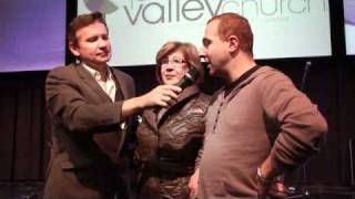 Autistic child totally healed - John Mellor Healing in Jesus