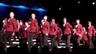 Los Alamitos High School Men's Choir Xtreme - Hart Encore 2014