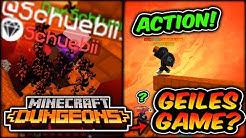 Moonwalk ACTION! + Meine MEINUNG zu Minecraft Dungeons. | Bedwars