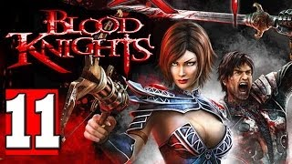 Blood Knights Gameplay Walkthrough Part 11 - Lets Play Playthrough [HD] XBOX 360 XBLA PS3 PC