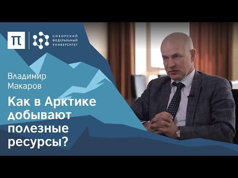 Рациональное недропользование в Арктике — Владимир Макаров / ПостНаука