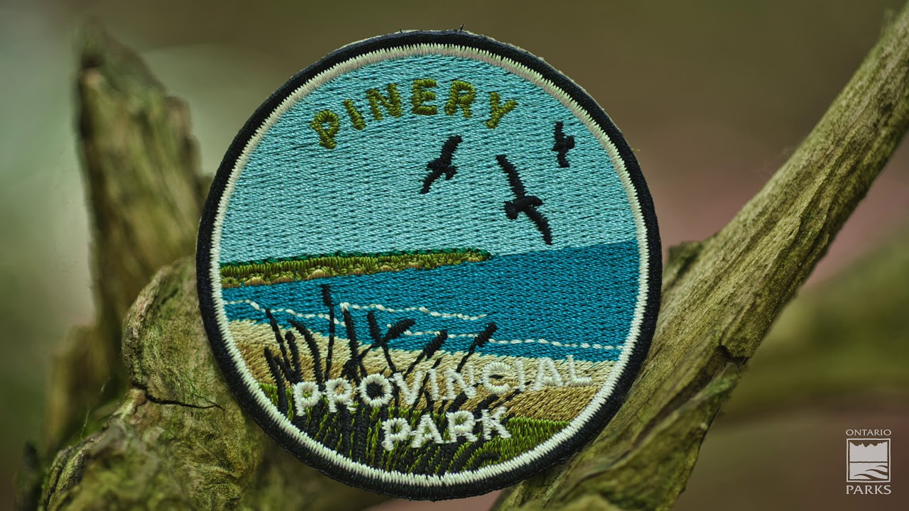 Introducing our new park crests!