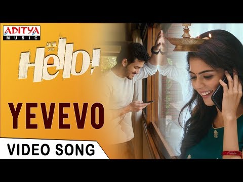 Yevevo Video Song | HELLO! Video Songs |...