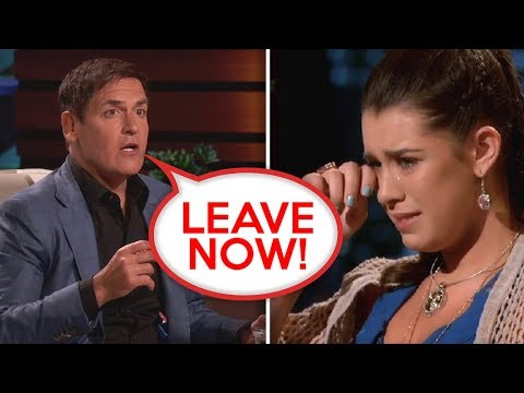 Mark Cuban Calls Out Scammer on Shark Tank...