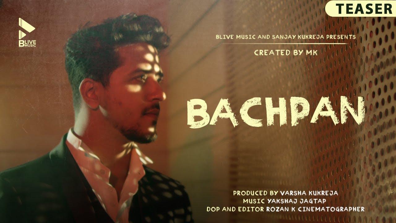Bachpan | Official Teaser | Abhinav Shekhar | Rap Song | New Hindi Song 2021 | Blive Music