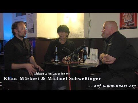 UnArt Live TV - Interview Märkert-Schwessinger, Witten 2013