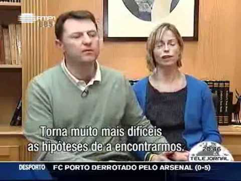 Madeleine McCann Sandra Felgueiras Interviews Kate and Gerry