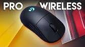 Logitech G Pro Wireless Review by FPS Veteran - YouTube