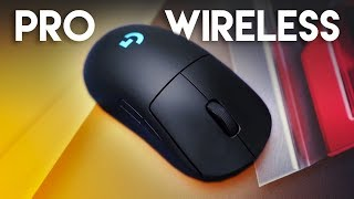 Logitech G PRO Wireless - The BEST Wireless Mouse Yet?