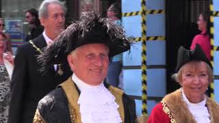 New Lord Mayor for York 2018-19