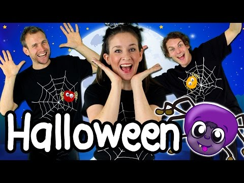 Halloween Stomp - Kids Halloween Song | Halloween Songs for Children