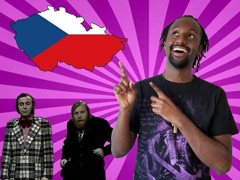 Americans React To Czech Music Video