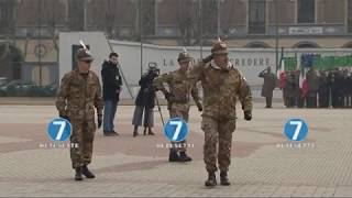 BRIGATA ALPINA TAURINENSE RIENTRA DA MISSIONE NATO IN AFGHANISTAN
