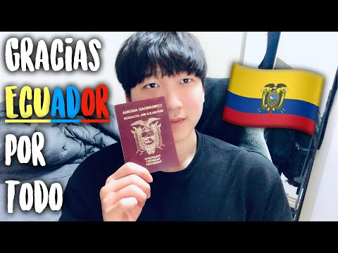 Un video dedicado para ECUADOR 🇪🇨 - Josue Lee