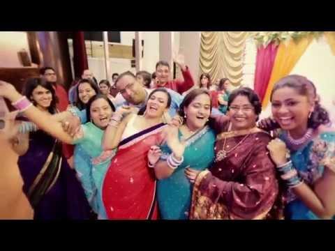A Beautiful Hindu Wedding of Anand & Janani - June 7th, 2014