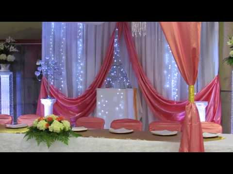 Faos events decoracion de boda luces de paris youtube - Decoracion de mesa para bodas ...