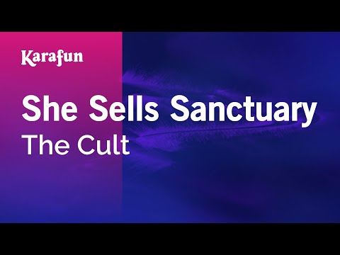 Karaoke She Sells Sanctuary  The Cult *