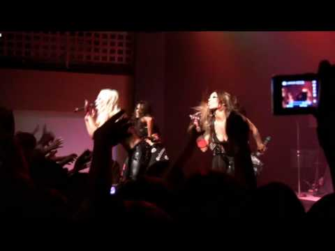 Girlicious - Like Me Live @ Blush Ultraclub - www.AccessWinnipeg.com