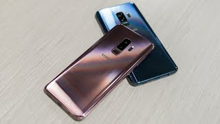 Samsung Galaxy S9+ (MWC 2018)