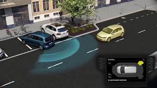 Side Assist и Rear Traffic Alert