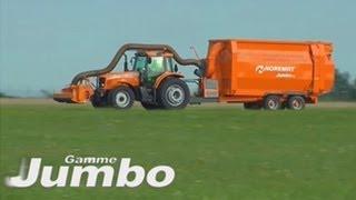 Gamme JUMBO | remorques aspiratrices