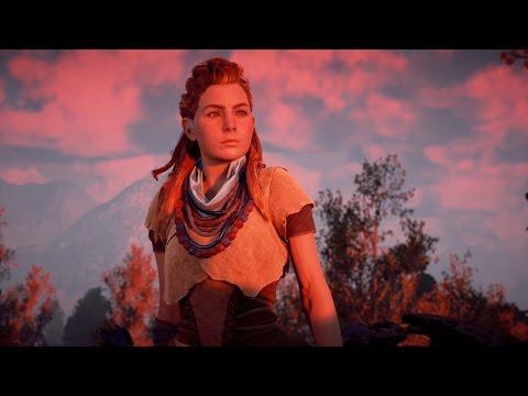 Horizon Zero Dawn - Let's Play - #05 - Farewell (english)