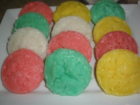Steamed Rice Cake Recipe (Noum a Kouw/Dessert )