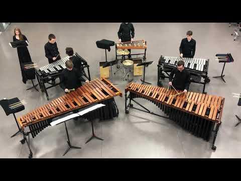 Catching Shadows- Center Grove High School Percussion Ensemble