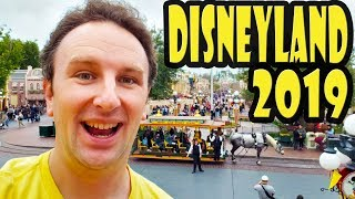 What's New at Disneyland for 2019