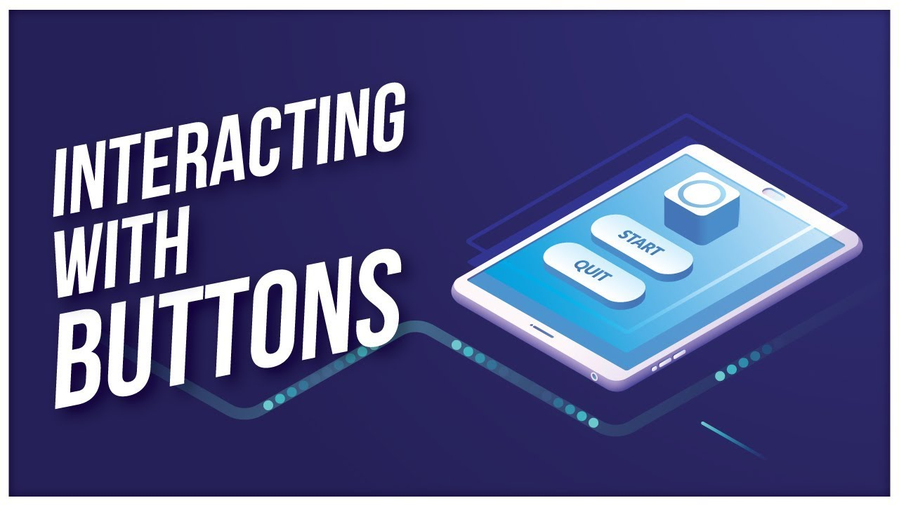 Unity3D 101 - Creating Buttons Dynamically