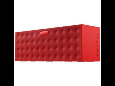 Review Of Big Jambox By Jawbone After Months Of Use Good Speaker Not Great Sound Quality
