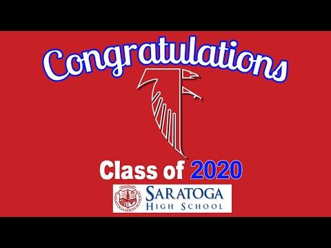 Saratoga High School Graduation