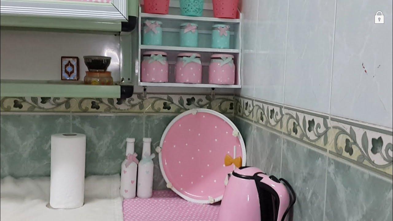 ديكور مطبخ تركي لايك للفيديو حولت مطبخي كلو تركي وكلو يدوي Youtube