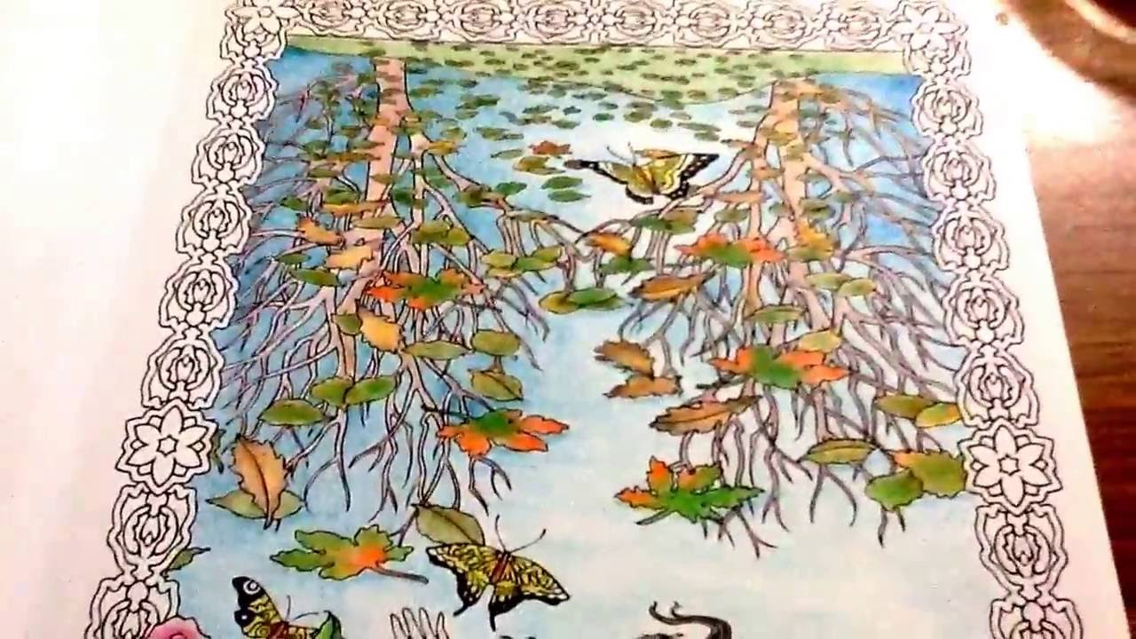 Peaceful World- a coloring book by Marty Noble - 3 colored pages ...