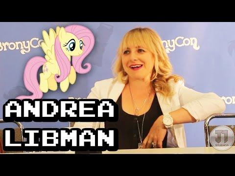 BronyCon 2014 Andrea Libman Press Conference 1080p HD