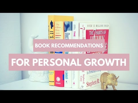 5 Books That Changed My Life: Self-Help Book Recommendations