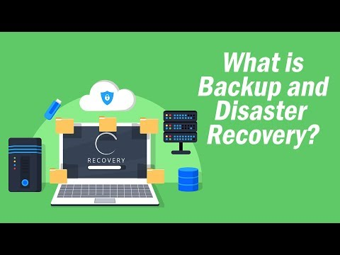 What is Disaster Recovery? | @SolutionsReview Explores