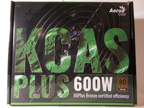 AeroCool KCAS PLUS 600W