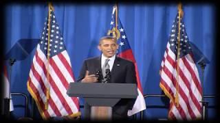 President Barack Obama, Tyler Perry & Kasim Reed