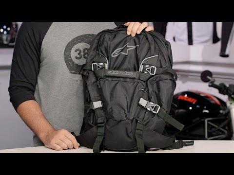 Alpinestars Force Backpack Review at RevZilla.com