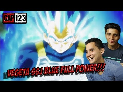 EL VERDADERO PODER DE VEGETA!!! | Dragon Ball Super Capitulo 123 - REACCION