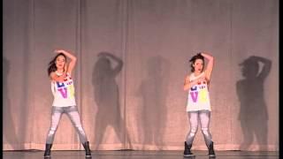 Fergalicious choreography