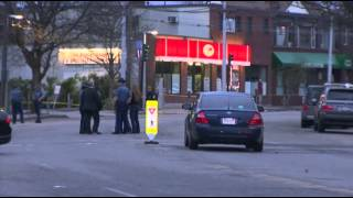 Raw: Police Activity After Shots in Watertown