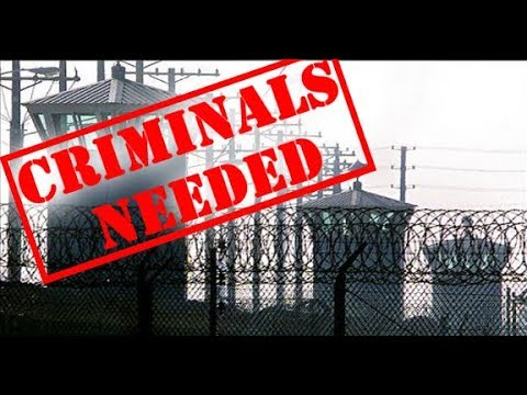THE PRISON INDUSTRIAL COMPLEX!!! (RAISED IN THE SYSTEM)