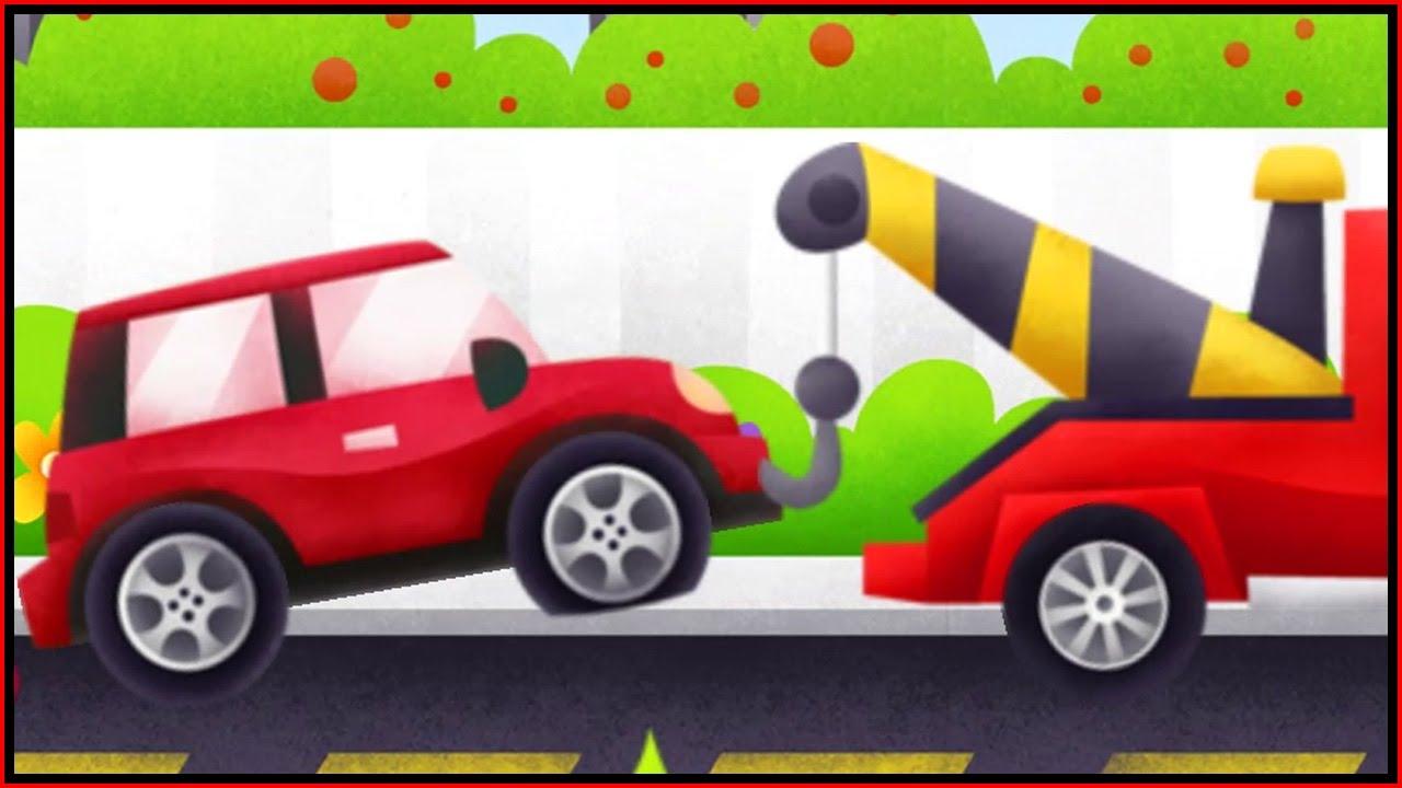 build play kids 3d puzzles apps demo car repair garage ipad app youtube