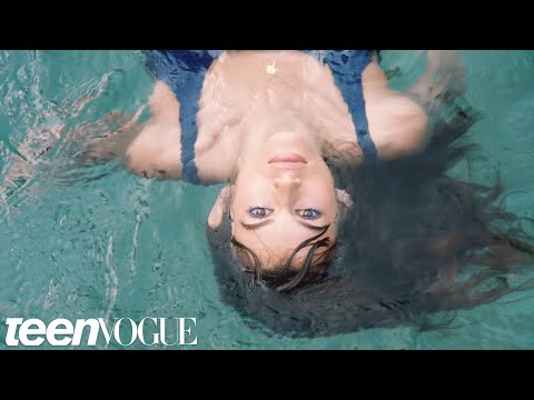 Kaia Gerber's Last Day of Summer | Teen Vogue