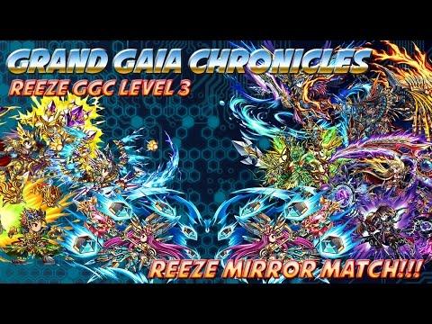 Milko Gaming : Grand Gaia Chronicles Reeze Level 3